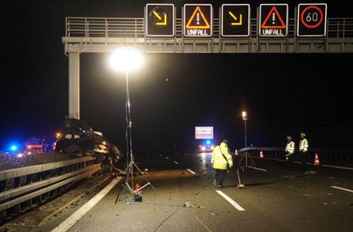 Zweiter tödlicher Unfall auf der A81
