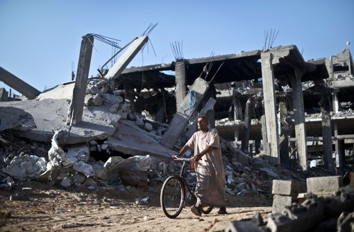 Hoffnung im Gazastreifen