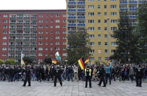 Polizeigewerkschaften fordern in Hetzjagd-Debatte Mäßigung