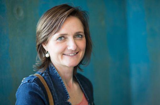 Simone Lange fordert Andrea Nahles heraus