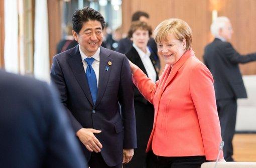 G7 beraten über Klima-Ziele