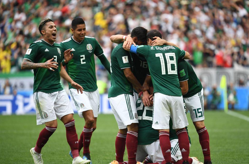 Deutschland Gegen Mexiko Wm