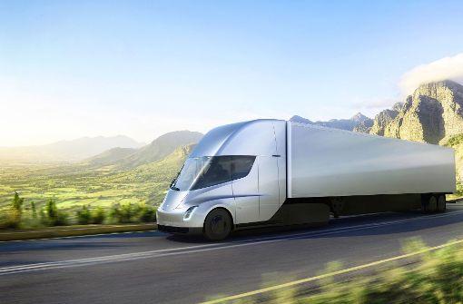 Tesla baut jetzt auch Elektro-LKW