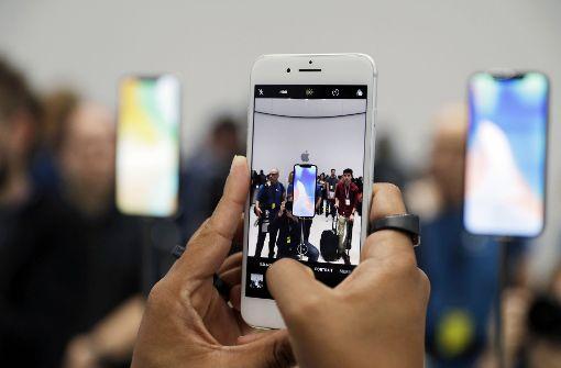 Für den Ansturm der iPhone-8-Fans gerüstet