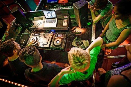 Fast wie die großen DJs