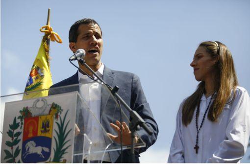 Deutschland erkennt Juan Guaidó als Interimspräsident an
