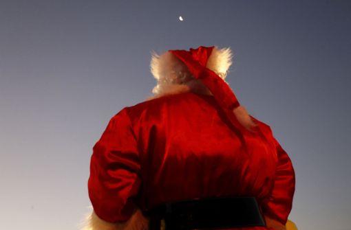 Weihnachtsmann-Leugner vor Kirche festgenommen