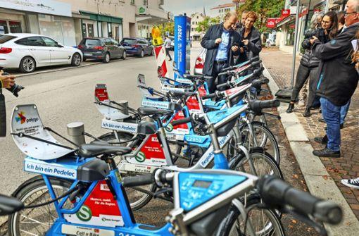 Regiorad startet in Sindelfingen