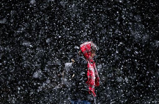New York droht schwerster Blizzard der Saison