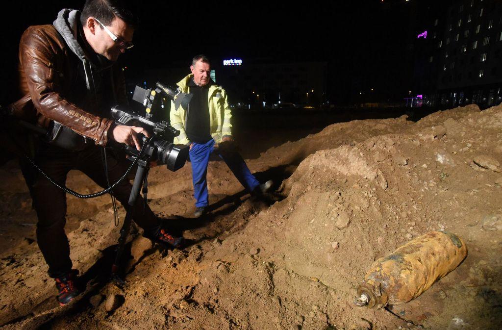 Weitere Weltkriegsbombe am Flughafen gefunden