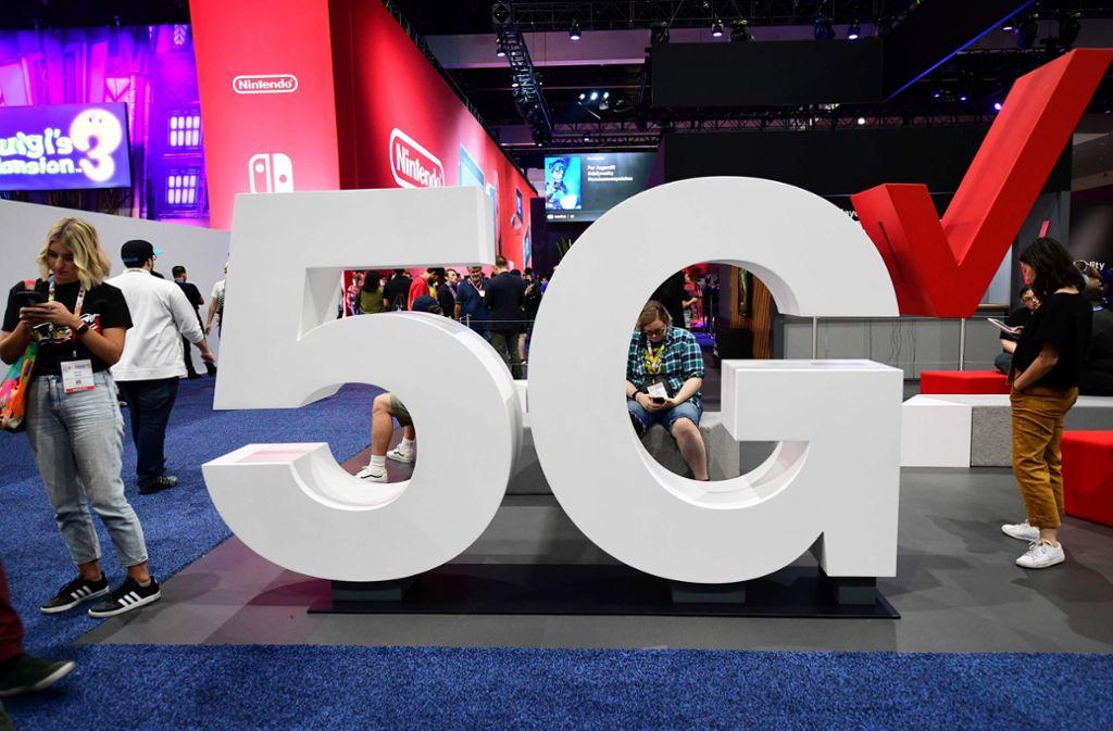 Nachrichten per Funk zu übertragen, funktioniere seit 100 Jahren nach dem gleichen Prinzip. Foto: AFP