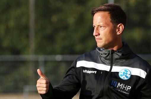 Trainer Ramon Gehrmann bleibt für zwei weitere Jahre