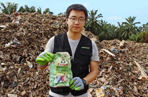Das verschobene Müll-Problem