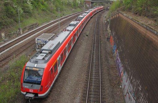 Unfall bringt S-Bahnen aus dem Takt