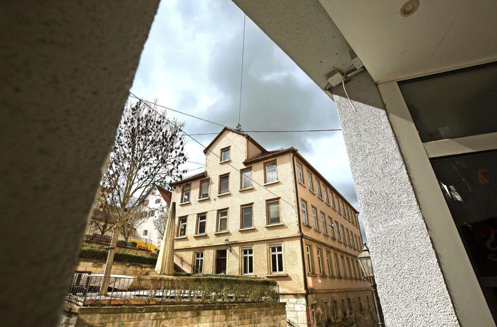 Im September 2021 soll das Hölderlinhaus in neuem Glanz erstrahlen. Foto:
