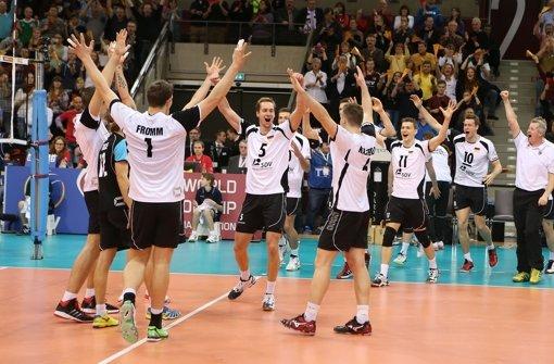 WM-Qualifikation der Volleyballer perfekt