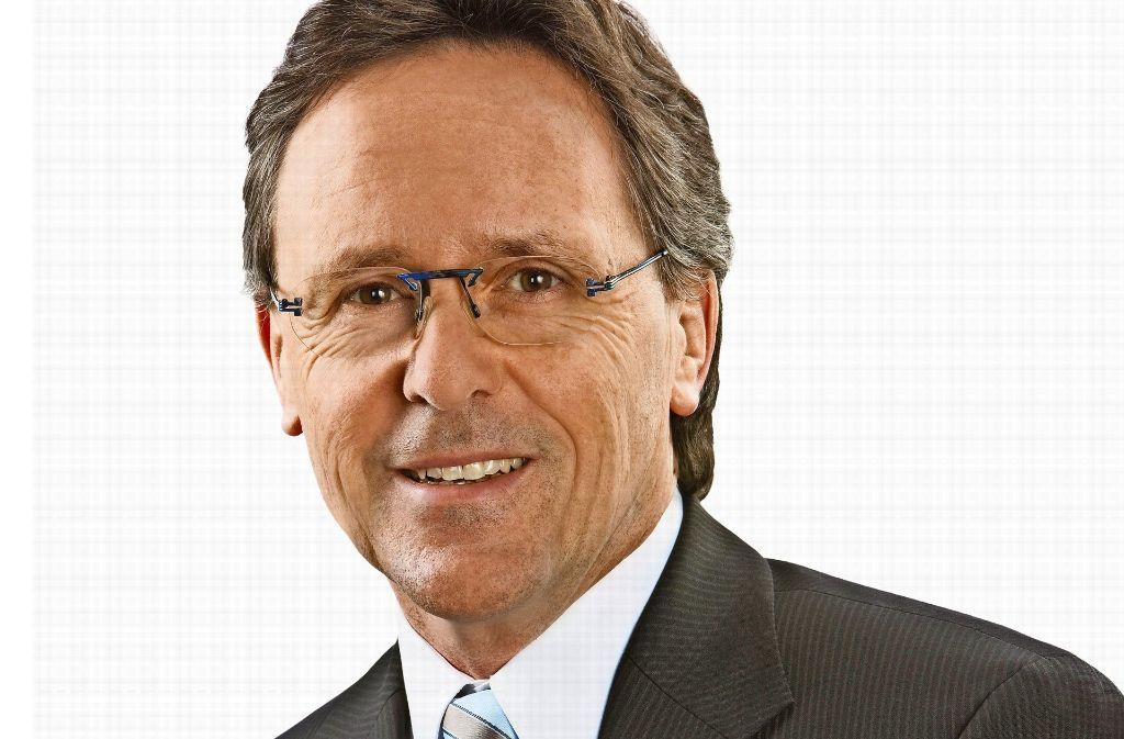 Dieter Hofmann wird nicht zur Wahl antreten. Foto: nh