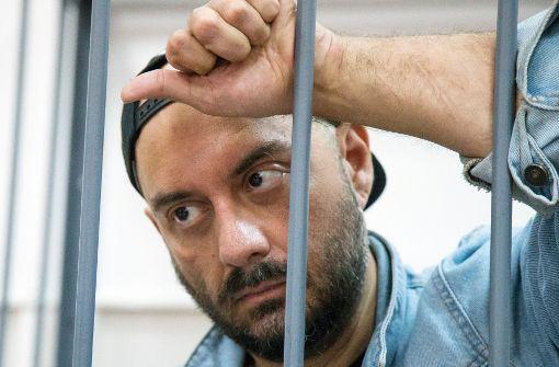 Serebrennikow kann in Stuttgart nicht inszenieren