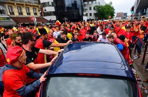 """Komplettes Chaos"" – verpassen Wales-Fans das Viertelfinale?"