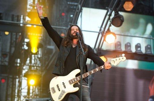 Rock-Band feiert mit 100 000 Fans
