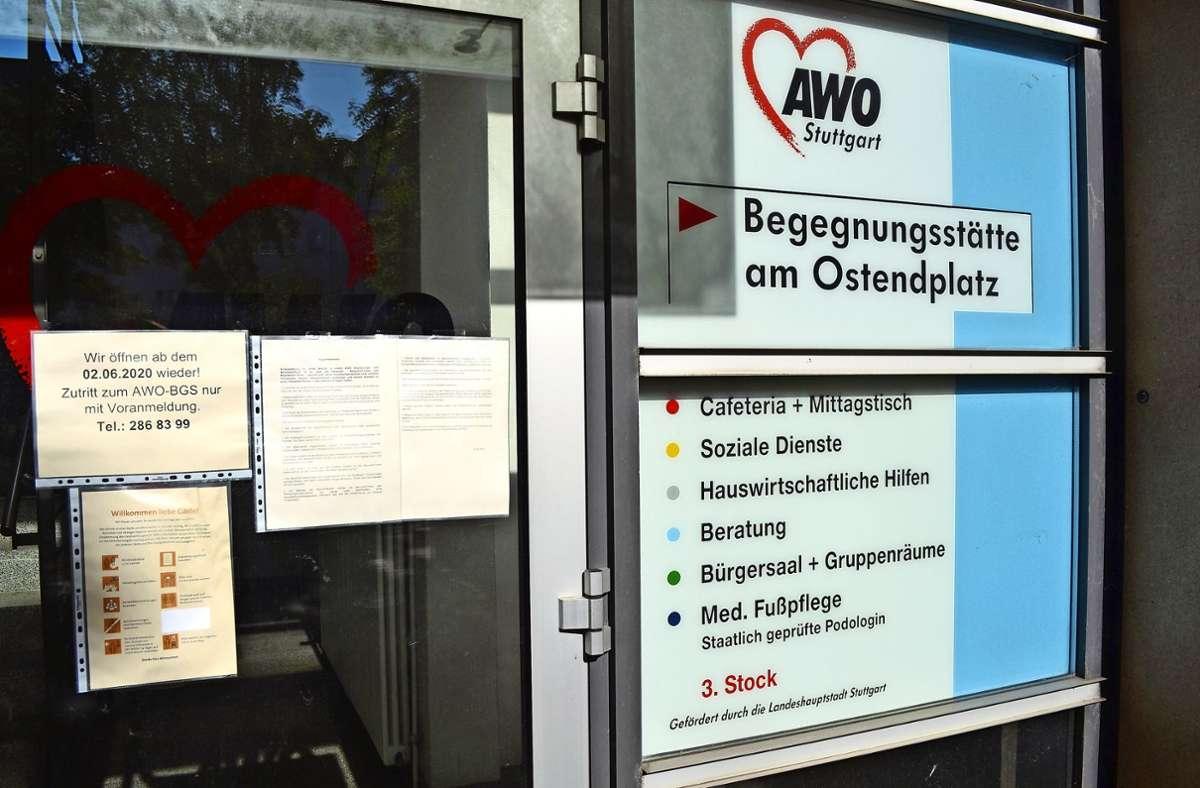 Bei der Awo am Ostendplatz soll das Angebot erweitert werden. Foto: Thomas Graf-Miedaner