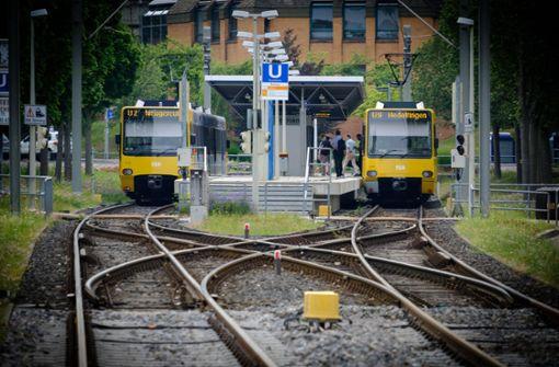 Graffitisprayer in Stadtbahn auf frischer Tat ertappt
