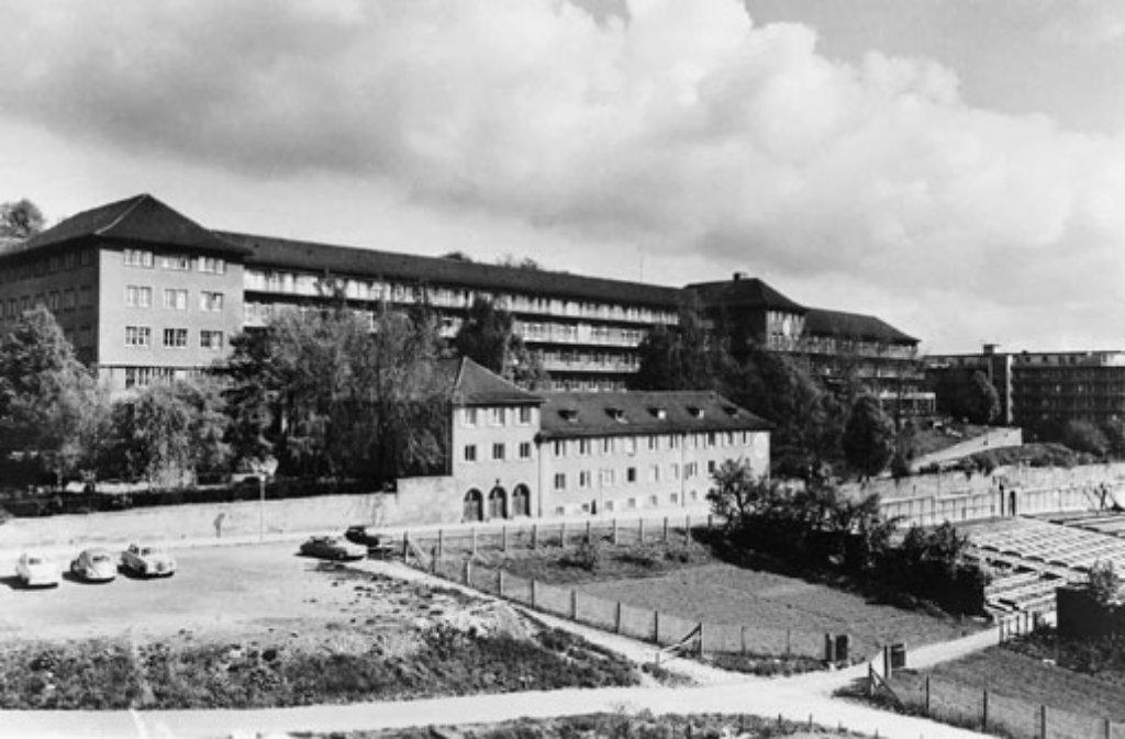 Robert-Bosch Krankenhaus Foto: Bosch