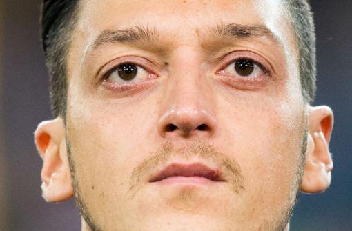 Der Kosmos von Mesut Özil