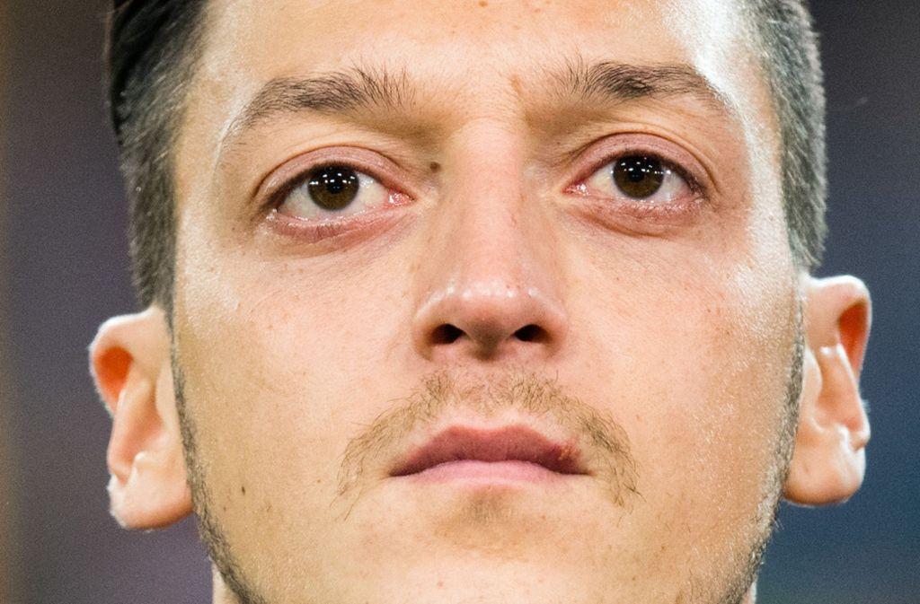 Mesut Özil, Ex-Nationalspieler Foto: dpa