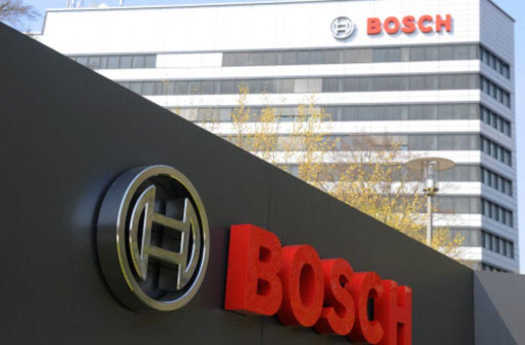 Im Orchester von Bosch spielten nur Betriebsangehörige. Foto: dpa