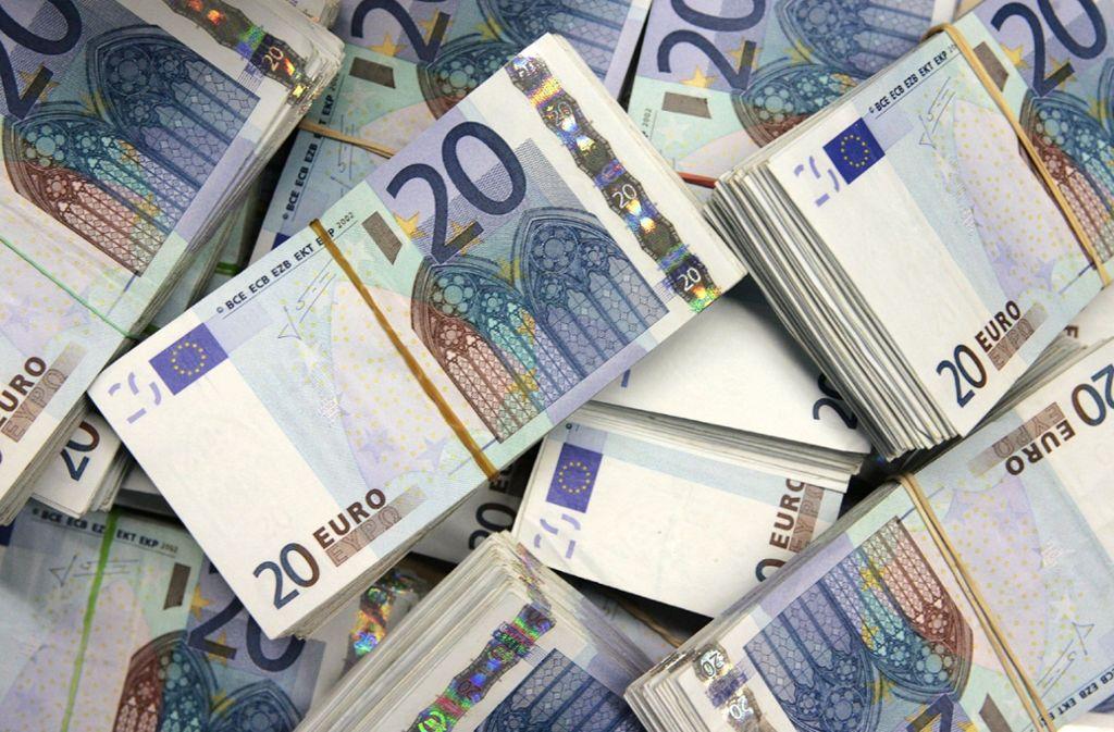 Geldsegen für die öffentlichen Kassen Foto: dpa