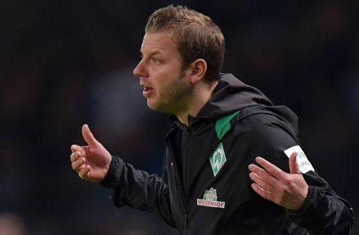 Werder-Coach Kohfeldt voller Vorfreude