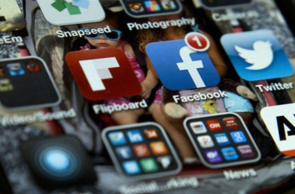 In Brasilien sind soziale Netzwerke quer durch alle Schichten ein beliebtes Kommunikationsmittel. Foto: dpa