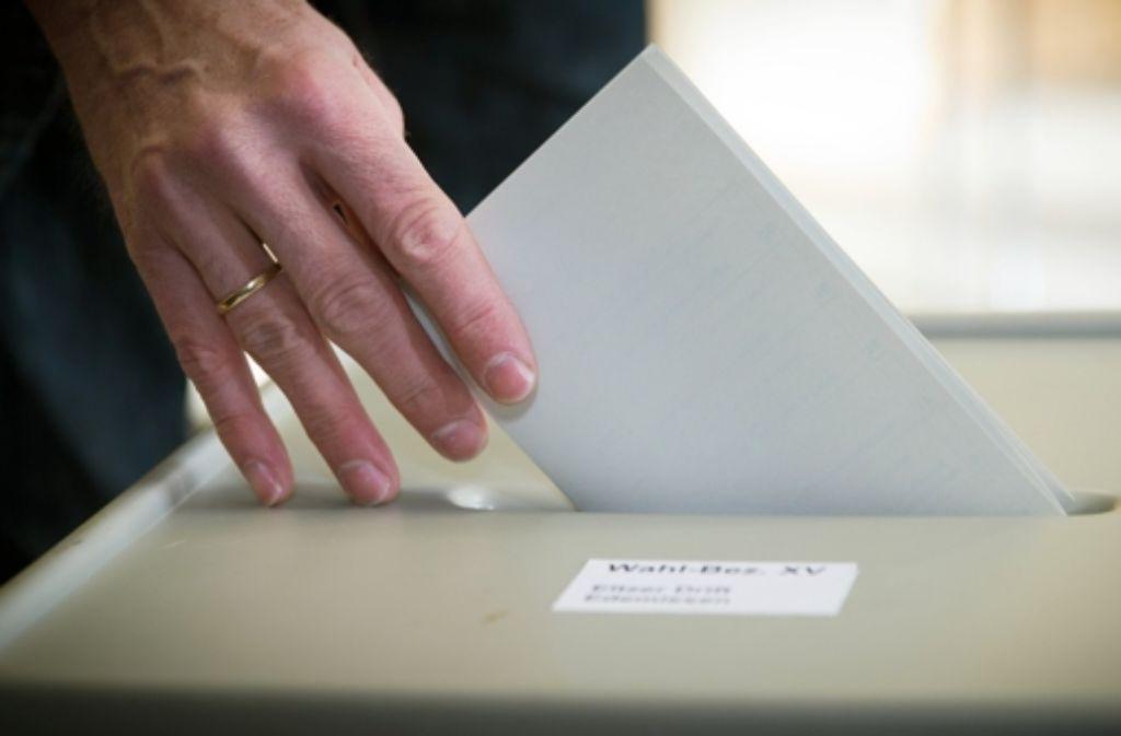 540 Kandidatinnen und Kandidaten aus Baden-Württemberg gehen bei der Bundestagswahl ins Rennen. Foto: dpa