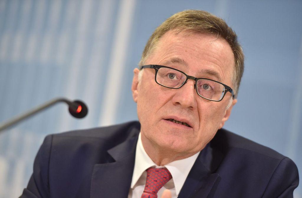 Wilhelm Bauer ist der neue Technologiebeauftragte. Foto: dpa