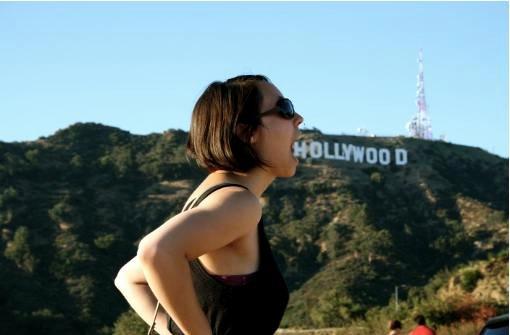 Ein Hauch von Hollywood