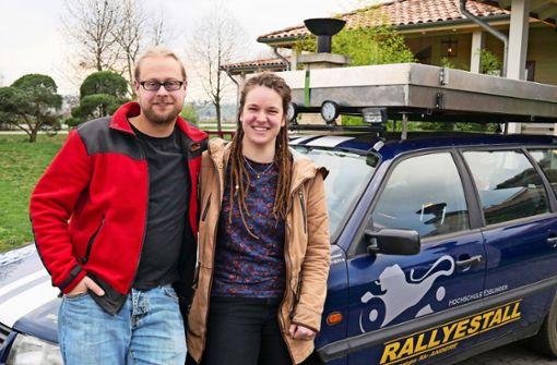 Warum diese Studenten bei der Europa-Orient-Rallye mitfahren