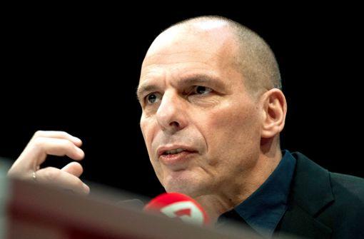 Warum Yanis Varoufakis für Deutschland antritt