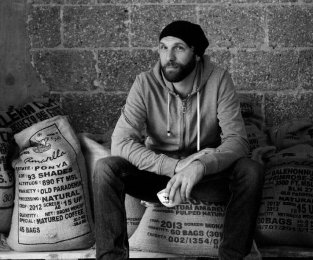 Stefan Dachale ist Röster aus Leidenschaft. Foto: Mókuska Caffè