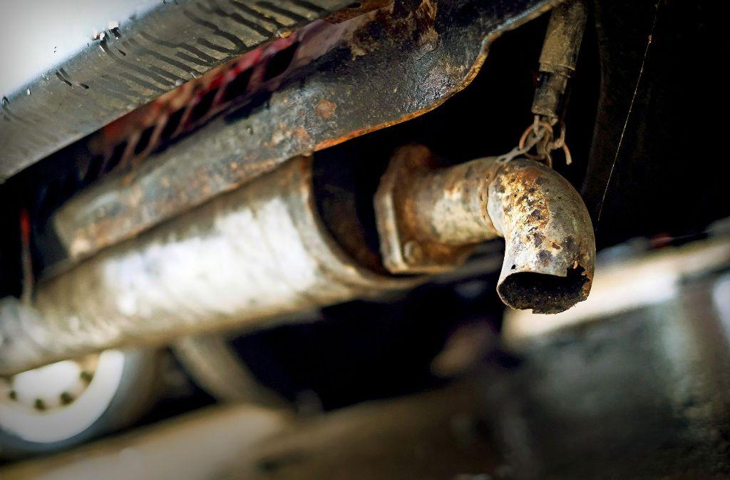 Schlechte Luft plagt insbesondere die Bewohner von Ballungsräumen. Foto: Lichtgut/Max Kovalenko