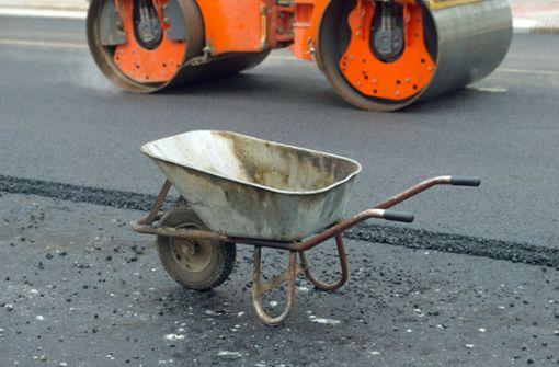 In den Straßenbau fließt so viel Geld wie nie