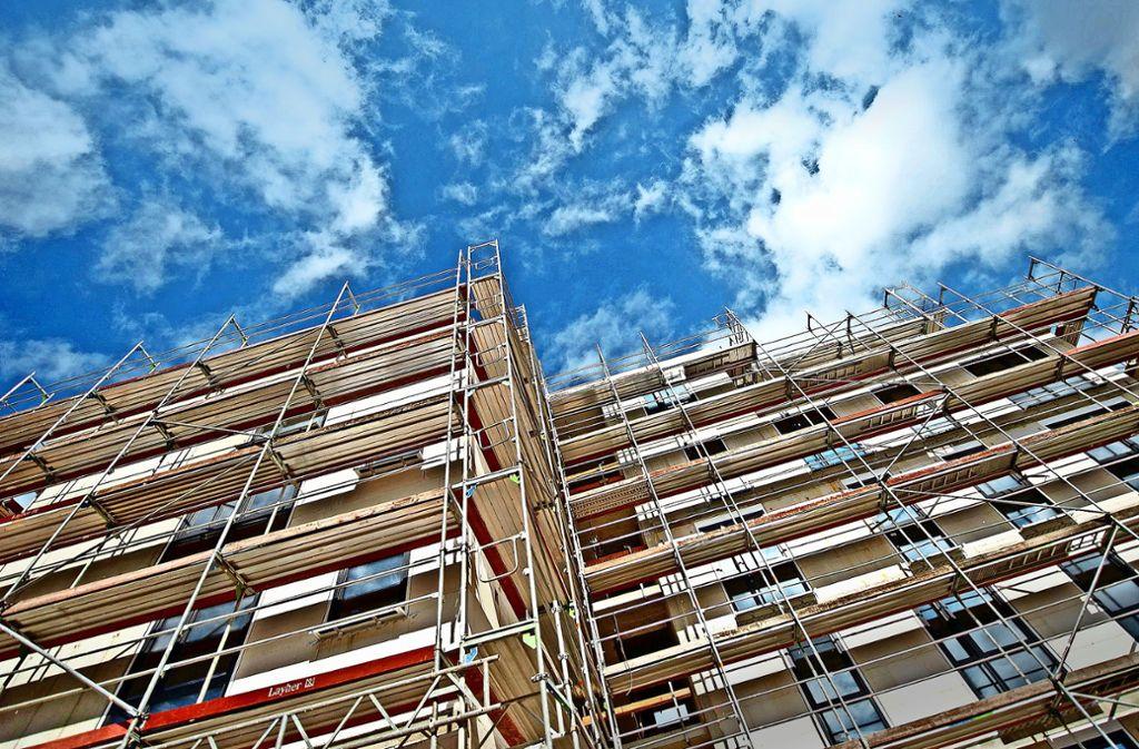 Gesucht: Bezahlbare Wohnungen Foto: dpa
