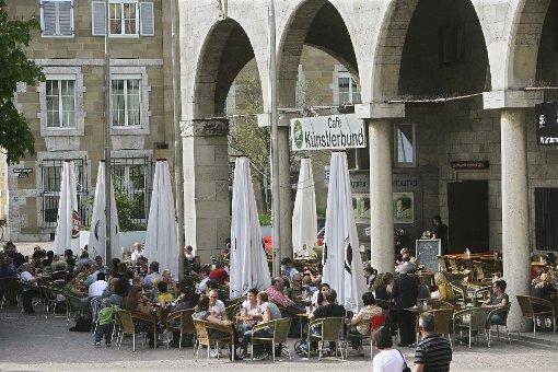 Frühstück satt in Stuttgart