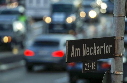 Wieder weniger Belastung am Neckartor