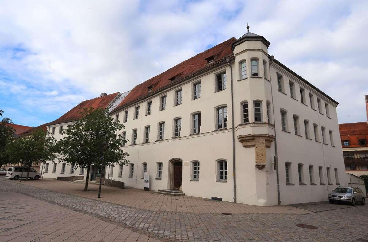 Memminger Landgericht Foto: dpa/Karl-Josef Hildenbrand