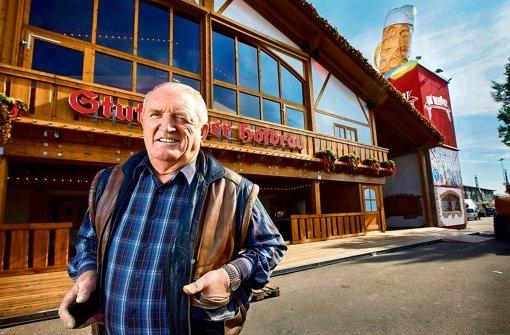 Max-Rudi Weeber wird 70 Jahre alt