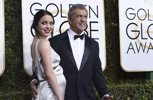 Mel Gibson erneut Vater geworden