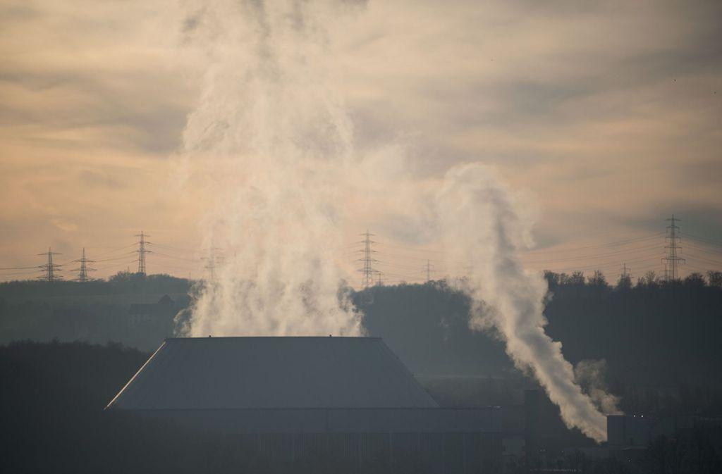 Das Kernkraftwerk Neckarwestheim soll Ende 2022 vom Netz. Foto: dpa/Marijan Murat