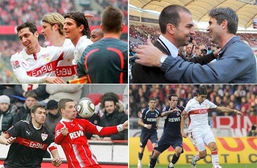 Der Heimschreck  des VfB kommt