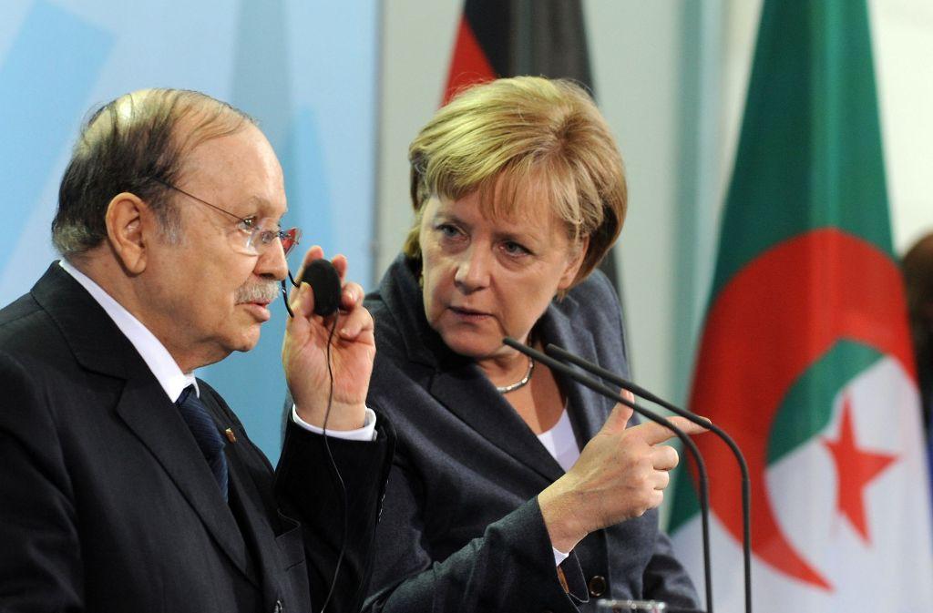 Angela Merkel Krankheit